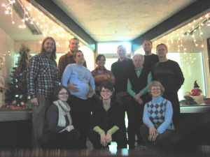 Summersault Staff and Family, Holidays 2007