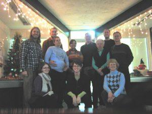 Summersault Staff and Family, Holidays 2007