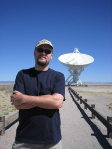 Me at the VLA