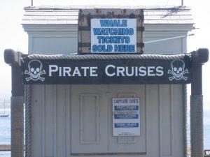 Pirate Cruises