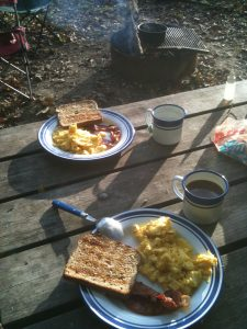 Camp Breakfast